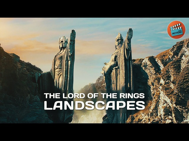 The Lord of the Rings: Landscapes Montage (4K Supercut)