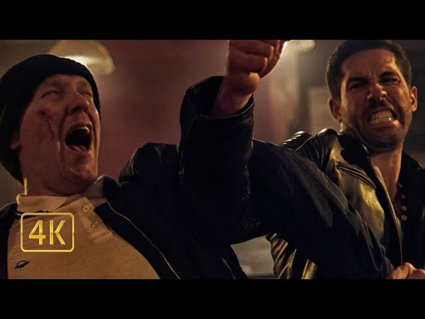 Я давно не дерусь с людьми, я их уничтожаю. Драка в баре. Несчастный случай (2018) 4K ULTRA HD