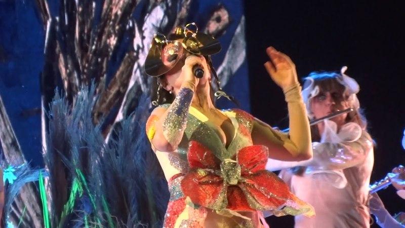 Björk - Tabula Rasa - Live In Vincennes 2018