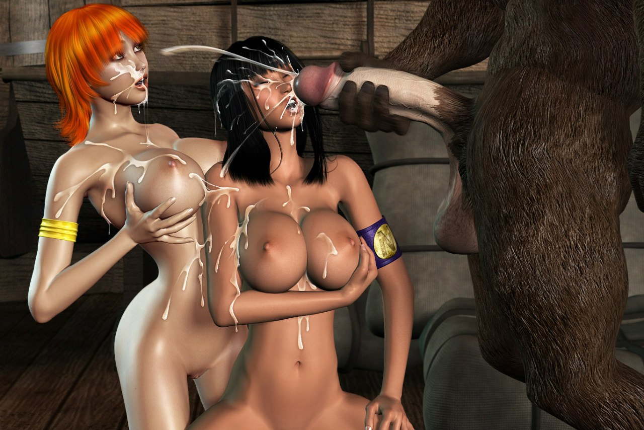 Смотреть 3д монстры порно бесплатно 23 фотография