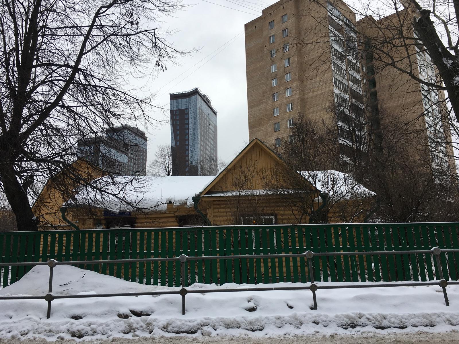 Москва, 2019 год, 11 км от Кремля