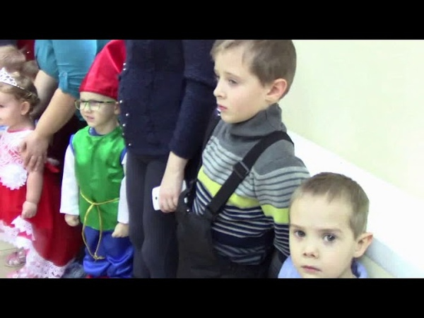 Новогоднее представление в Говоруше для детей 3-4 лет (12.00) 29.12.2018