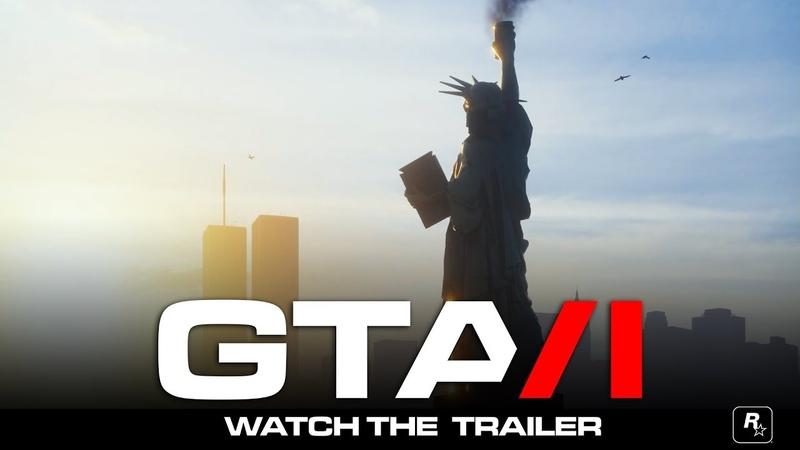 Grand Theft Auto VI Trailer - December 2020 (Project Americas)