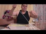 Видео урок 4.Оснастка для ловли сельди. Часть 2