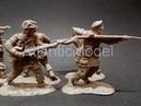 солдатики 1 32 CONTE Британский десант Set 1