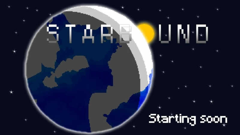 Chilling with Starbound