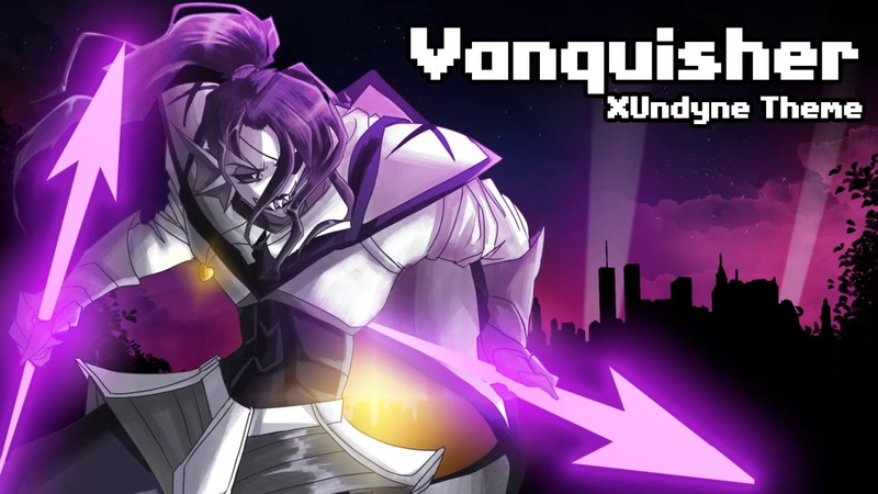Underverse OST - Vanquisher [XTale Undyne's Theme]