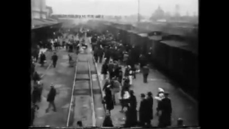 ZAGREB kakav je bio nekada (SLIKE, VIDEO) - Glavni kolodvor i aerodrom Borongaj 1930-ih