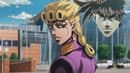 The day the secret technique was passed on Giorno Joestar