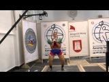 Дьячков Олег (толчок), гири 24+24 кг, результат 158 очков, тренер ЗМС Сергей Васильевич Меркулин