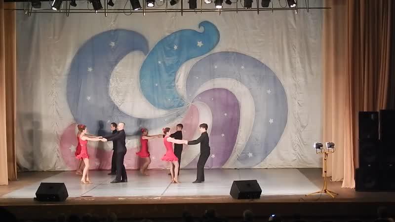 Танго 1 место Фестиваль Максимум танца 2019г