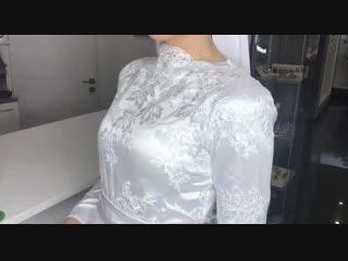 Ева в белом цвете