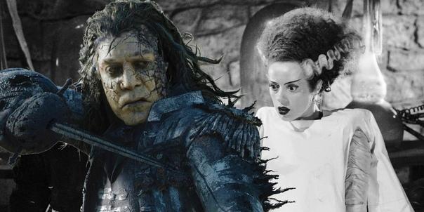 Хавьер Бардем рассказал о состоянии «Невесты Франкенштейна»