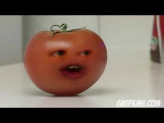 Раздражающий апельсин. Эй, Помидор! (Русская озвучка)