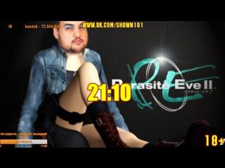 [18+] Шон играет в Parasite Eve 2 (PS1, 1999)
