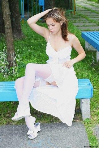Русские девушки нейлон 6 фотография