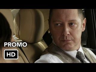 Черный список 1 сезон 3 серия Промо / The Blacklist 1x03 Promo