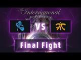 TI 2014 Highlights - NewBee vs Fnatic [Final Fight]
