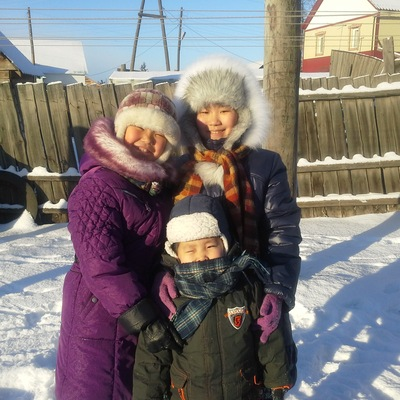 Альмира Саввинова, 10 декабря , Сунтар, id196010301