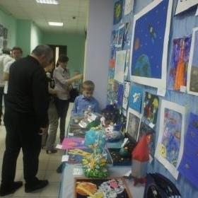 В Таганроге прошло открытие выставки, посвящённой 80-летию Юрия Гагарина