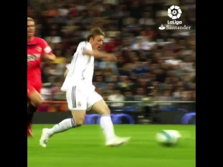 Guti, one of the most underrated players... He could assist with his eyes closed... - -