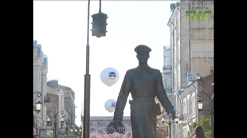 Об искусстве свысока. Над самарскими улицами взмыли ввысь шары проекта Модерн в облаках