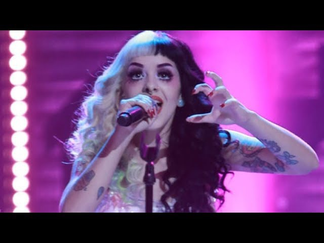Melanie Martinez - Soap (Live Conan Performance) Full HD 4K