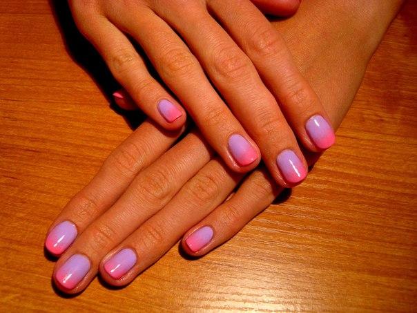 Роспись на ногтях фото новинки