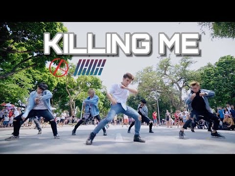 [KPOP IN PUBLIC CHALLENGE] iKON (아이콘) - 죽겠다(KILLING ME) DANCE COVER by C.A.C from Vietnam