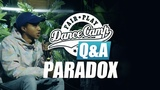 Q&ampA Paradox 'I don't feel we can not dance' Fair Play Dance Camp 2017