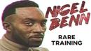 Nigel Benn RARE Training In Prime