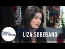 TWBA: Liza talks about being the family's breadwinner