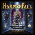 HammerFall альбом Legacy of Kings 20 Year Anniversary Edition
