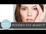 Hooded Eye Makeup Tips for MATURE WOMEN.