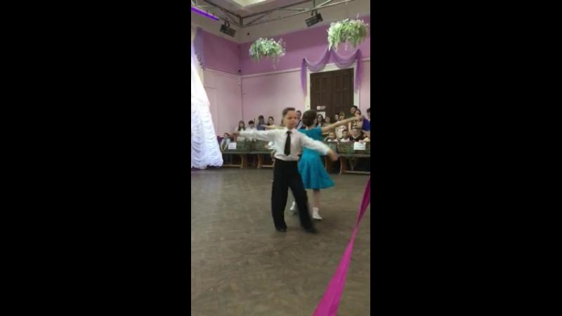 танцует внук конкурс бальных танцев