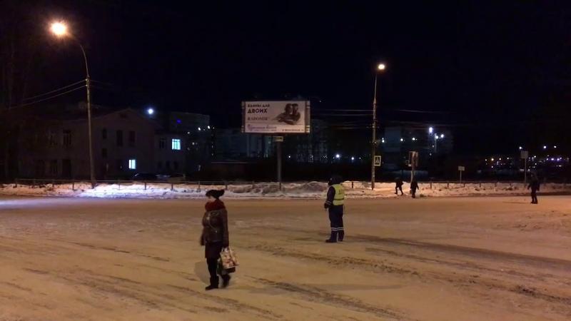 После ДТП в Великом Новгороде не работает светофор / ДТП Авария ЧП