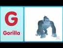 The G Song (Uppercase) _ Super Simple ABCs