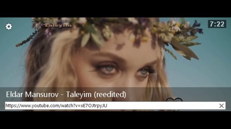 Eldar Mansurov - Taleyim (reedited)