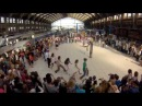 "Flashmob ""we are one""  Gare Lille Flandres par Eric KOLOKO"