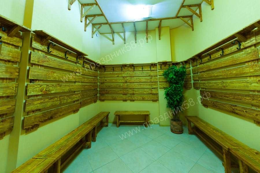 Сауна Царевы бани в Пензе, описание, фотографии, цены.