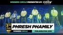 Phresh Phamily 3rd Place Team Winners Circle World of Dance Philadelphia 2018 WODPHILLY18