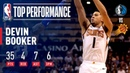 Devin Booker Shows Out In Season Opener With 37 Points | October 17, 2018