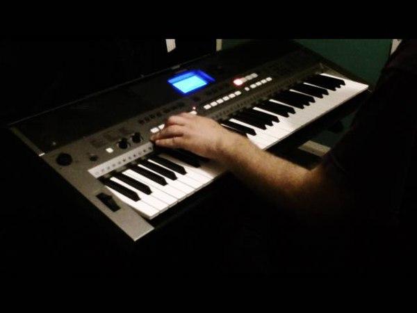 Yamaha PSR-E443 Keyboard 20 DJ Patterns Part 1/2