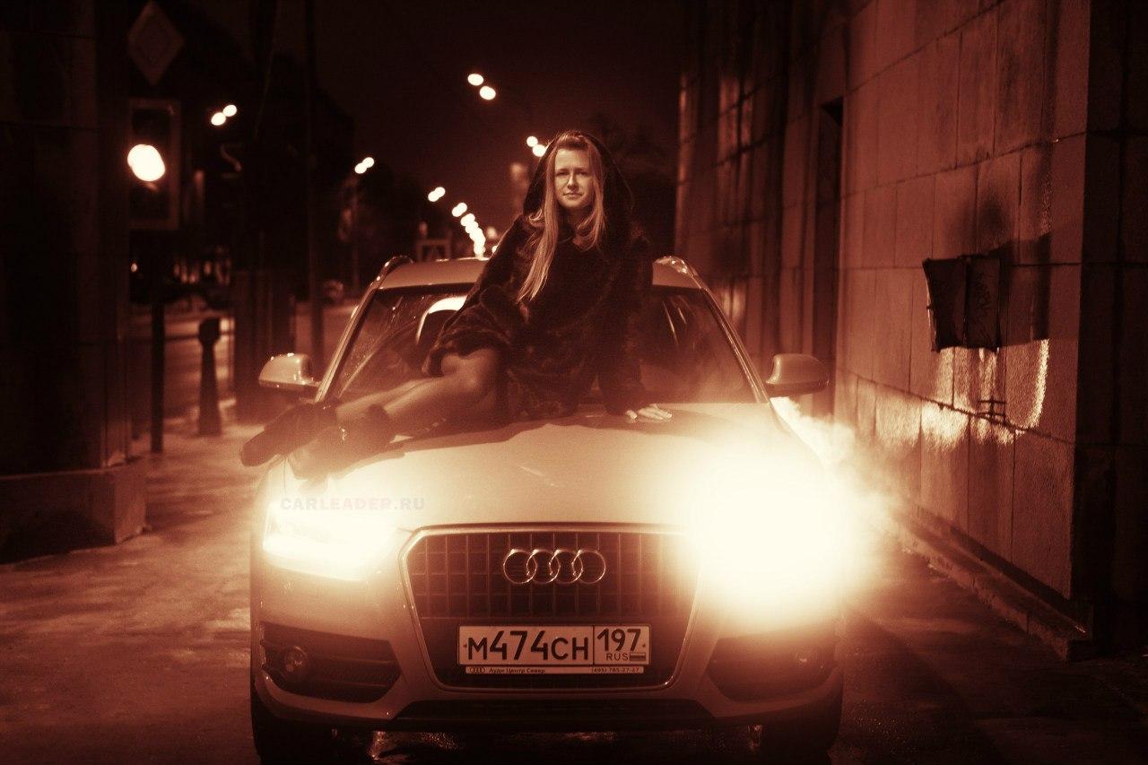 Audi Q3 Леора Скандальная