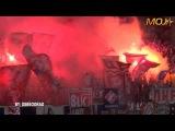 Delije - Bakljada / Crvena zvezda - Spartak 1:0 (30.08.2014.)