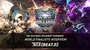 [EN SUB] World Finalists Interview_빛대 | Summoners War | 서머너즈워