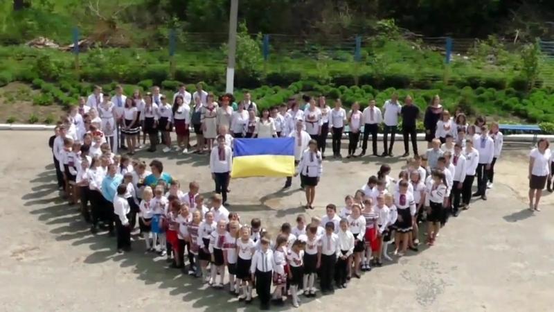 День Вишиванки-2018 (Білківська ЗОШ, Сумської області)