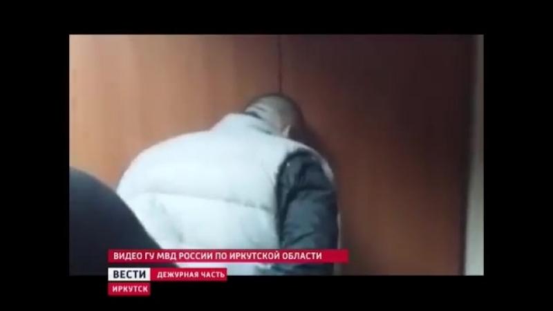 В Иркутске двое молодых людей ограбили почтальона mp4