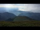Карпаты, хребет Боржава