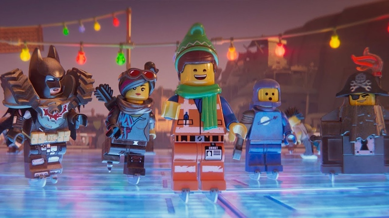 Emmet's Holiday Party A LEGO Movie Short [HD]